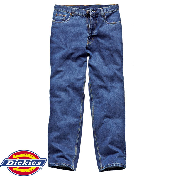 81ef52a122b Dickies Stonewashed Work Jeans - WD1693