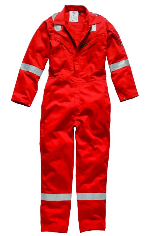 49c24ae7d37c Dickies Firechief Pyrovatex Coveralls - FR5060X