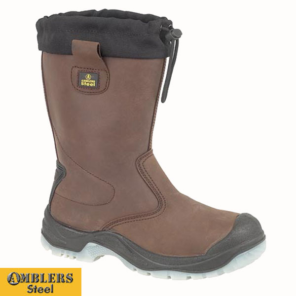 b0c04fee556 Amblers Safety Rigger Boot - FS219