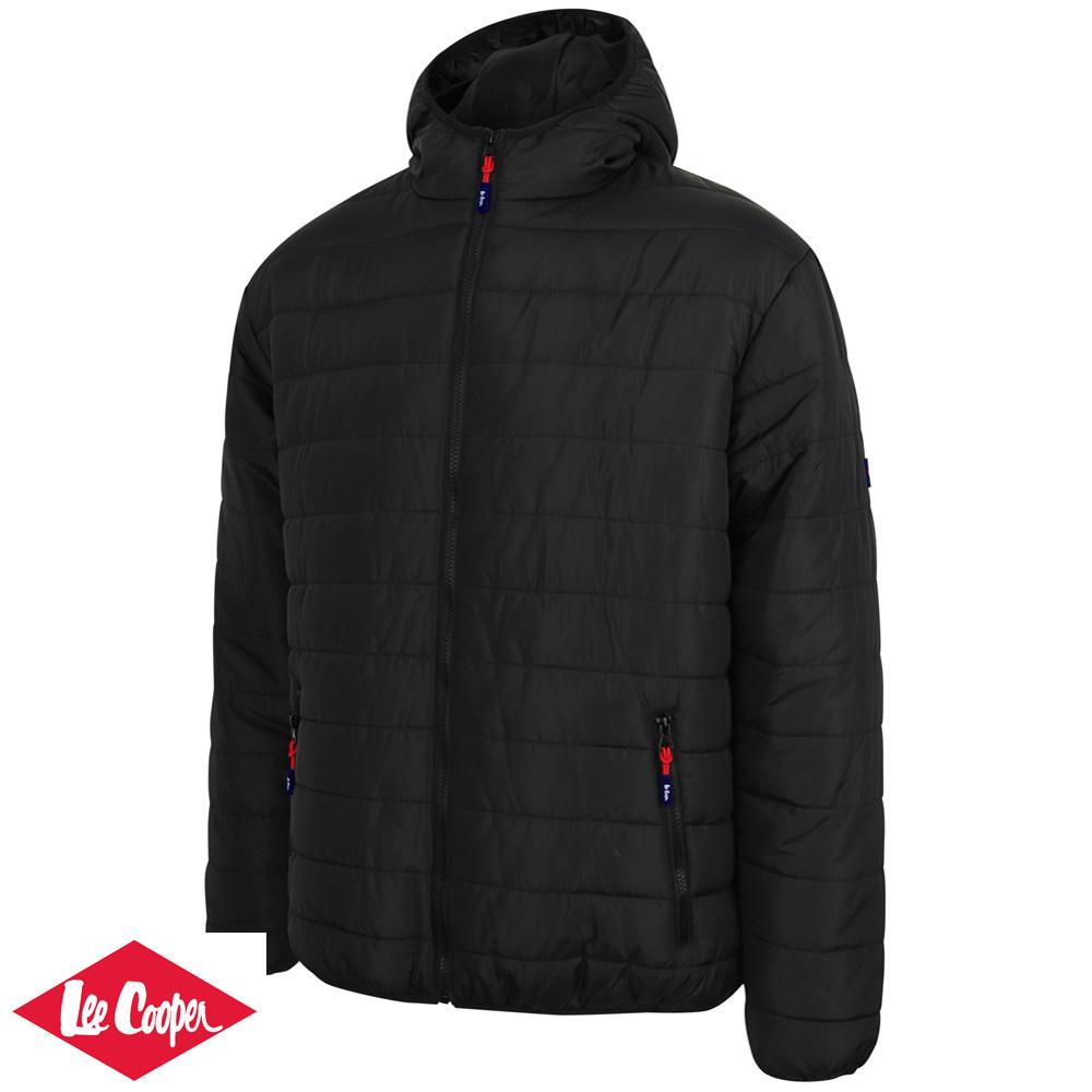 Lee Cooper Fashion Hooded Padded Jacket