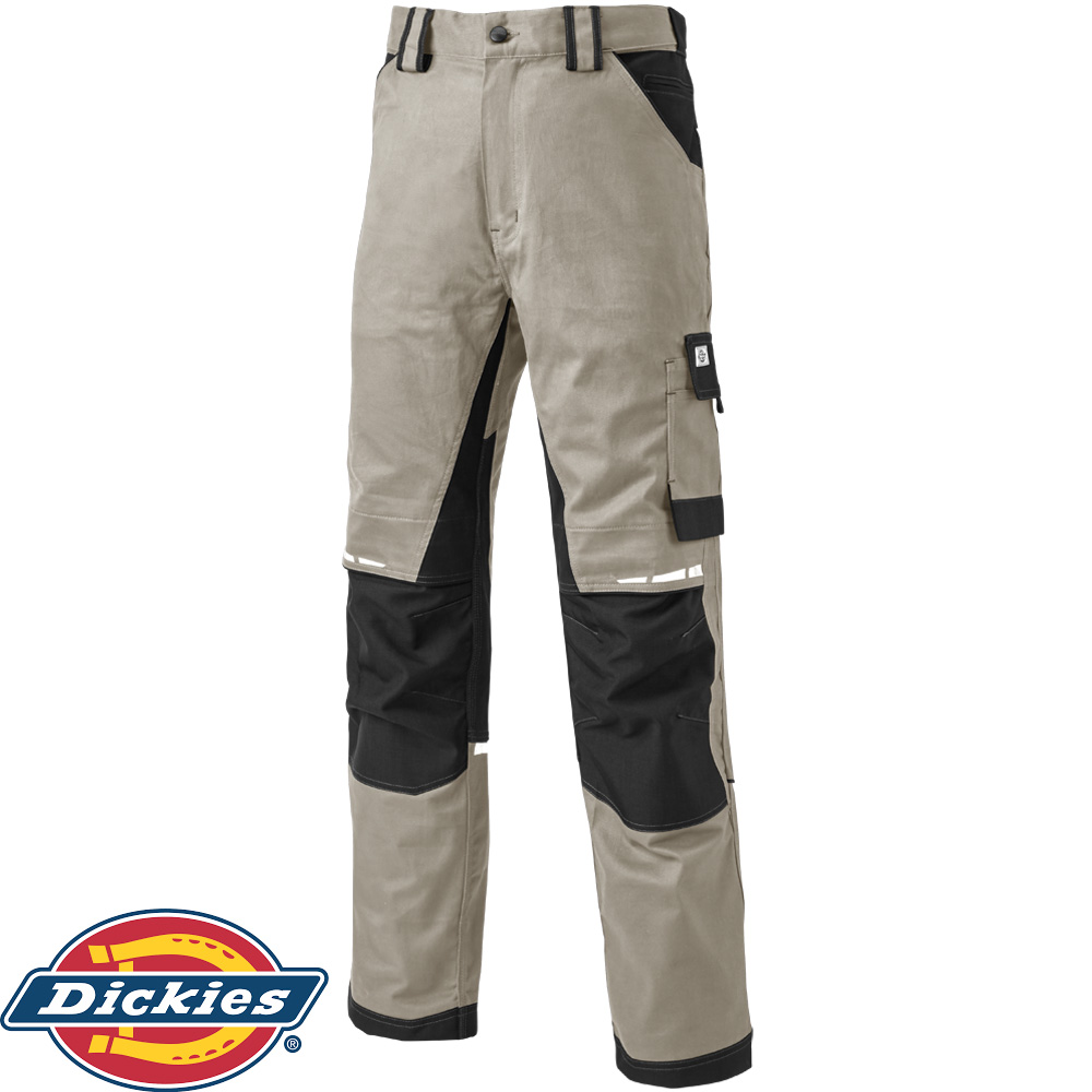 Various Sizes Dickies FLEX GDT Premium Reinforced Work Trousers Camouflage