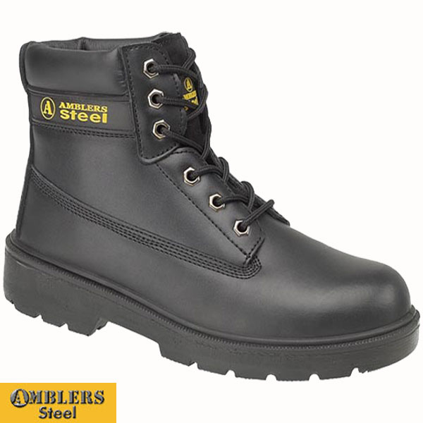 Amblers Safety FS112 Black - Chaussures Boot