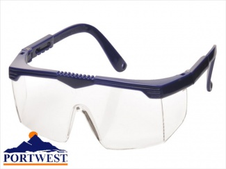 Portwest Classic Safety Spectacle  - PW33