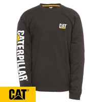 Cat Trademark  Banner Long Sleeve T-Shirt - 1510034
