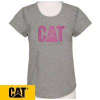 Cat Ladies Logo Short Sleeve T Shirt - 1510368