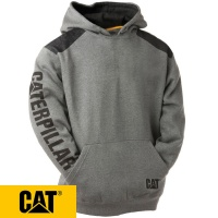 Cat Logo Panel Hooded Sweatshirt - 1910802
