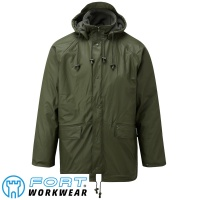 Fort Flex Lined Waterproof Jacket - 219