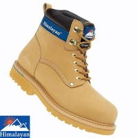 Himalayan Honey Goodyear Welted Safety Boot - 3402