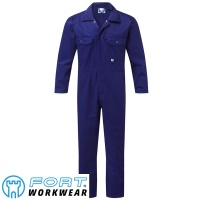 Fort Stud Front Boilersuit - 344