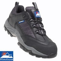Himalayan Black Safety Trainer - 4030