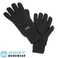 Fort Thinsulate Lined Knitted Gloves - 602