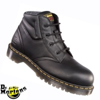 Dr Martens ICON Black Safety Boot - 6632
