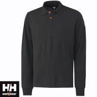 Helly Hansen FR Fakse LS Polo Shirt - 75069