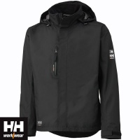 Helly Hansen Waterproof Breathable Manchester Shell Jacket - 71043
