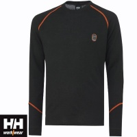 Helly Hansen FR Fakse LS Crew Neck Shirt - 75076