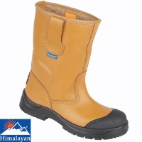 Himalayan HyGrip Warm Lined Safety Rigger Boots - 9102