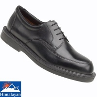 Himalayan Executive Black Casual Safety Shoe - 9710H