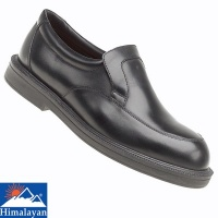 Himalayan Executive Black Casual Shoe - 9910H