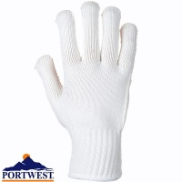 Portwest Heavyweight Polka Dot Glove - A112