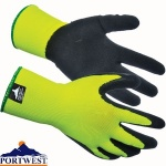 Hi Vis Grip Glove - A340