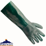 Double Dipped PVC Gauntlet 45cm - A845