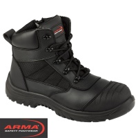 ARMA S3 Side Zip Safety Boot - A16TITAN