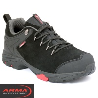 ARMA Suede S3 Safety Trainer - A4FOXHOUND