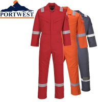 Aberdeen Bizflame Plus Flame Resistant Coverall - FF50