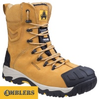 Amblers High Leg Thinsulate Lined Boot Honey- FS998