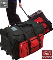 Multi Pocket Trolly Bag - B907