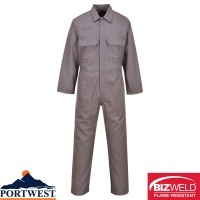 Portwest Bizweld Flame Retardant Boilersuit - BIZ1