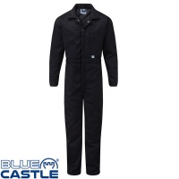 Blue Castle Padded Boilersuit - 377