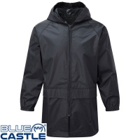 Blue Castle Tornado Waterproof  Jacket - 217