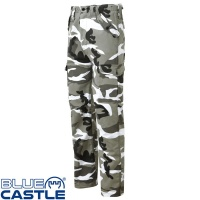 Blue Castle Urban Combat Trousers - 901U