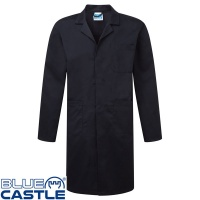 Blue Castle Warehouse/Dust/Lab Coat - 444