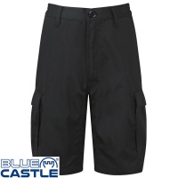 Blue Castle Workforce Work Cargo Shorts - 820
