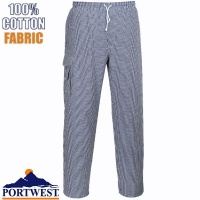Portwest Chester Chefs Trousers - C078