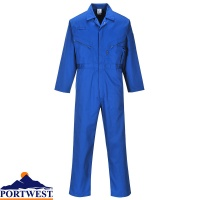 Portwest Liverpool Zip Coverall - C813