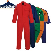 Portwest CE Safe Welder Coveralls - C030