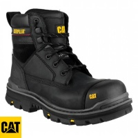 Caterpillar Black Gravel S3 Safety Boot - 7054