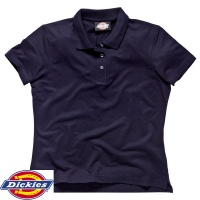 Dickies Ladies Fitted Polo Shirt - SH21600