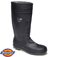 Dickies Safety Wellington - FW13105
