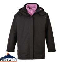 Portwest Elgin 3 in 1 Ladies Workwear Jacket - S571