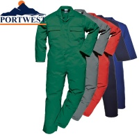 Portwest Euro Work Boilersuit - S999