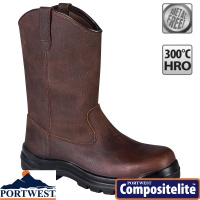 Portwest Compositelite Indiana Rigger Safety Boot S3 - FC16