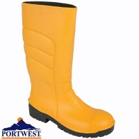 Portwest Steelite PU Safety Wellington - FD95