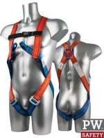 Portwest Full Body 2 Point Harness - FP12