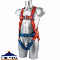 Portwest Full Body 3 Point Harness - FP14