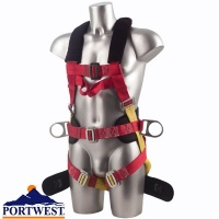 Fall Arrest 8 Point Harness - FP18