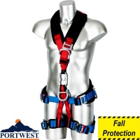 Portwest Portwest 4 Point Comfort Plus Harness - FP19